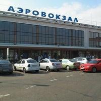 Photo taken at Odessa International Airport (ODS) by Vyacheslav L. on 9/3/2011