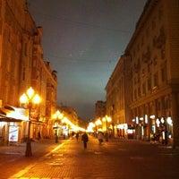 Снимок сделан в Арбат пользователем Sergey K. 12/30/2011