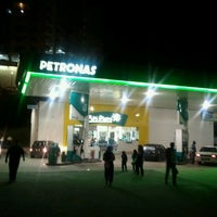 Photo taken at Petronas by lekuq a. on 9/3/2011