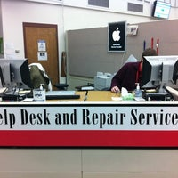 Photo taken at DoIT Help Desk and Repair by Benjamin T. on 1/12/2011