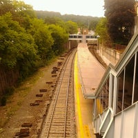 Photo taken at Metro North - Pleasantville Train Station by 🔌Malectro 7. on 7/9/2012