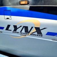 Photo taken at LYNX I-485/South Blvd Station by Stace B. on 6/1/2012