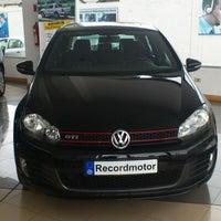 Photo taken at Recordmotor by Rommel I. on 7/16/2012
