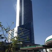 Photo taken at Hotel RIU Plaza by Alonso Z. on 4/16/2012