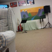 Photo taken at Cavalry Baptist Church by Miguel W. on 3/9/2012