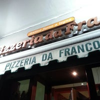 Photo taken at Pizzeria da Franco by Davide M. on 10/7/2012