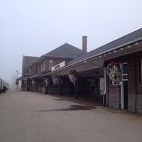Photo taken at VIA Rail Stratford by Tyler L. on 10/1/2013