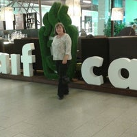 Photo taken at Caif Cafe by Maiga T. on 9/6/2014