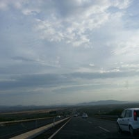 Photo taken at Balıkesir - Manisa Yolu by Yunus D. on 10/29/2012