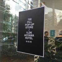 9/10/2016 tarihinde rei k.ziyaretçi tarafından 1LDK AOYAMA HOTEL'de çekilen fotoğraf