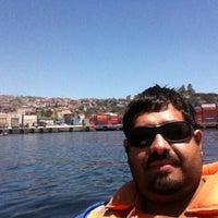 Photo taken at En la mar by Con on 12/8/2012