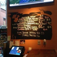 Photo taken at Spring House Brewing Company by Jeremy O. on 1/9/2014