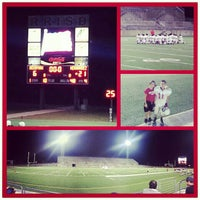Photo taken at Kelley Reeves Athletic Complex by Christina M. on 10/18/2012