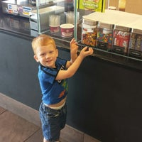 Photo taken at Cold Stone Creamery by James W. on 7/16/2014
