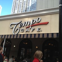 Photo taken at Tempo Cafe by William H. on 9/30/2012