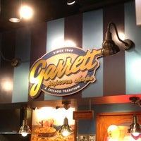 Photo taken at Garrett Popcorn Shops - Navy Pier by William H. on 10/1/2012
