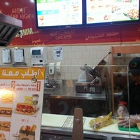 Photo taken at Quiznos Sub by Muhannad on 8/26/2013