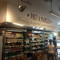 Photo taken at Pret A Manger by Muhannad on 7/6/2013