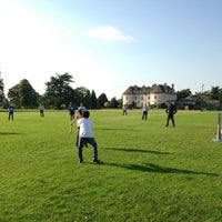 Photo taken at Barclays Mobile Sports Day by Alexander R. on 7/4/2013