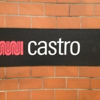 Photo taken at Castro MUNI Metro Station by T.J. L. on 1/22/2013