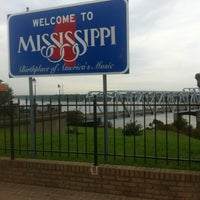 Photo taken at The Mighty Mississippi River by Krista on 9/29/2012