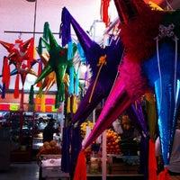Foto tomada en Mercado San Pedro De Los Pinos por Lily el 12/9/2012