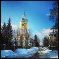Photo taken at Усадьба Петровское-Княжищево by Юрий К. on 3/2/2013