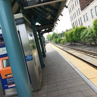 Photo taken at NJT - West Side Avenue Light Rail Station by Jonathan R. on 5/11/2017