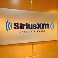 Photo taken at SiriusXM Studios by Jonathan R. on 11/13/2012