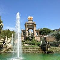 Foto tirada no(a) Parc de la Ciutadella por Alesia S. em 6/2/2013