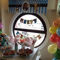 Photo taken at Selis Otel by Alpay on 10/12/2014
