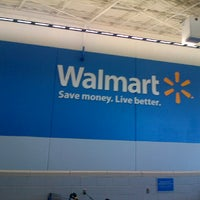 Photo taken at Walmart Supercenter by Ayesha T. on 12/22/2013