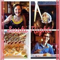 Photo taken at Fuji Sushi & Sake Bar by Erin T. on 7/3/2014