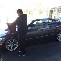 Photo taken at Premier Car Wash by Berni on 1/17/2014