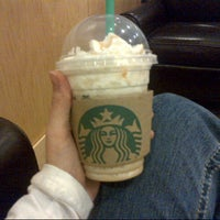 Photo taken at Starbucks by Chelsie T. on 10/20/2012