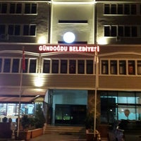 Photo taken at Gündoğdu Belediyesi by BAHAR on 11/17/2013