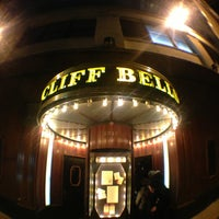 Photo taken at Cliff Bell's by Dexter Q. on 2/24/2013