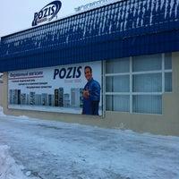 Photo taken at Магазин POZIS by Dennis R. on 3/2/2013