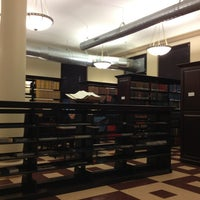Photo taken at Geology Library, Columbia University by Victoria on 12/18/2012