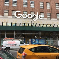 Photo taken at Google New York by Jennifer C. on 12/9/2017