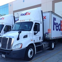 Photo taken at FedEx Express, SANRT by Gary H. on 2/15/2013