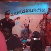 Photo taken at Guantanamera by Evelyn on 10/22/2012