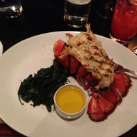 Photo taken at J. Gilbert's Wood-Fired Steaks & Seafood Glastonbury by Ian T. on 12/14/2012