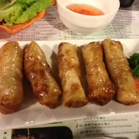 Photo taken at Lee Kam Kee Vietnamese Restaurant 李錦基越南餐廳 by Paula on 1/29/2013