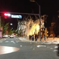 Photo taken at Toomer's Corner by Chelsie S. on 11/18/2012
