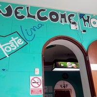 Photo prise au Hostel Lima par Katherine Francesca C. le9/23/2013
