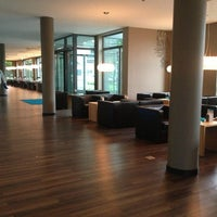 Photo taken at Motel One Dresden-Palaisplatz by Liza on 8/9/2013