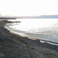 Photo taken at otel denize sifir by Aslı on 3/22/2014