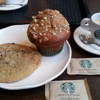 Photo taken at Starbucks Avda Constitución 11 by Catiuscia F. on 10/10/2012