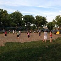 Photo taken at Northeast Athletic Fields by Peter A. on 9/4/2013